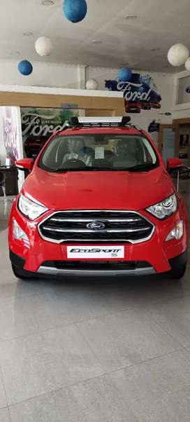 Ford Ecosport 2020 BS6