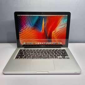 Macbook Pro 13 Inch 2012 MD101 Full Upgrade RAM 8GB SSD 128GB Murmer