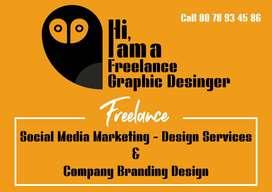 free lance graphic designer