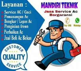 Servis ac / Service ac wilayah bjm dan sekitarnya
