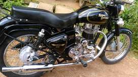 Orginal miltry bullet std..now all new tyre..etc
