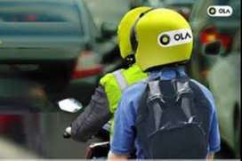 Ola Bike Taxi Daily payments and Incentives