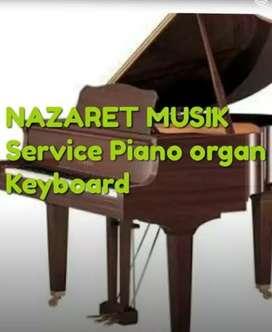 Service Piano,keyboard segala merk dan segala kerusakan