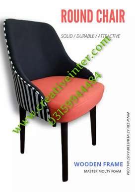 Coffee chair new style sofa cum bed center table iron stand Almari