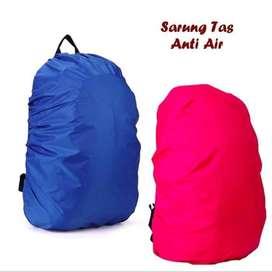 Cover~Mantel tas Pelindung dari Hujan & Panas = Rain Coat Cover