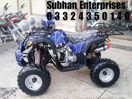 Brand New Middle Size 125cc Sports Atv Quad Bikes Available Here