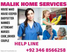 PROFESSIONAL HOUSEMAID HOUSEKEEPER PATIENT ATTENDANT COOK HELPER