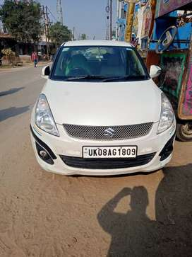 Maruti Suzuki Swift Dzire 2014 Diesel 118000 Km Driven
