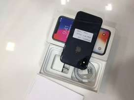 IPHONE X -64GB (WITHOUT USED )