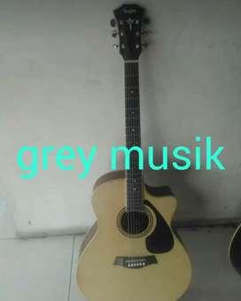 Gitar akustik Taylor greymusik seri 685