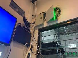 Maintenance Komputer, PABX, CCTV, Akses Door