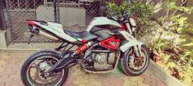 Benelli 600 in next to new condition
