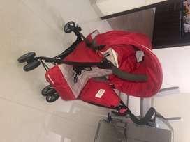 Mama love reversible Baby Stroller