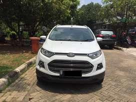Ford Ecosport Titanium thn 2014 bln Nop warna Putih Ors