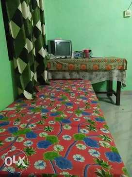 Single room plus attached bathroom and kitchen