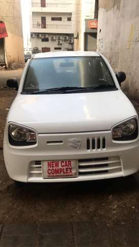 Suzuki alto 2020 avaliable for rent