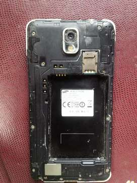 Samsung Galaxy note 3 Motherboard and other parts.