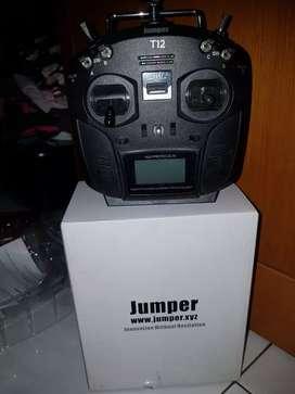 Remote control Drone Fpv Jumper t12 t 12 Multiprotocol multiprotokol