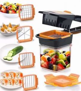 Quick Nicer Dicer 5 in 1 vegetables Fruit Cutter Slicer