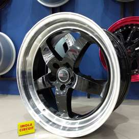 Veleg Racing Ring 20 Mobil Expander HSR AVENGER R20x85 Lobang 5x114,3