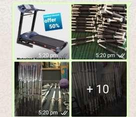 Gym Equipments..