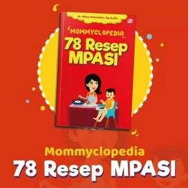 Mommyclopedia 78 Resep MPASI dr. Meta Hanindita