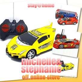 M&S RCRAME03 - 2020 Mainan mobil remote control street racer rc