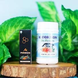 Obat Memelihara Kesehatan Mata K Fokson De nature Herbal