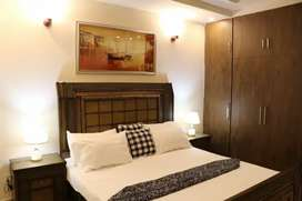 2 Bedroom Semi-Furnished Apartment on monthy Installment of 47000 Rs