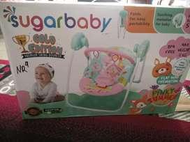 Baby swing preloved