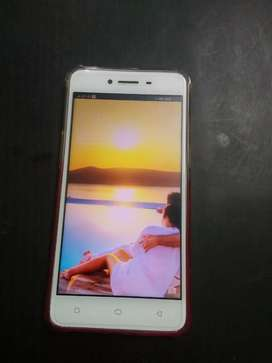 oppo A37 sell phone and 1 memory card free.