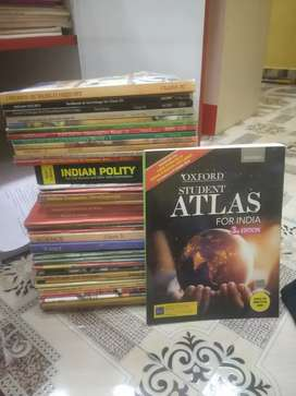 Books and Notebooks Study Materials for UPSC CIVIL SERVICE EXAMINATION