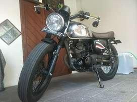 Japstyle Kawasaki W175 variasi