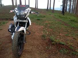 2015 model old bike good condition