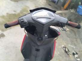 Good condition Not use Yamaha Ray z Blue core