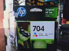 Di beli tinta cartridge hp 704 original
