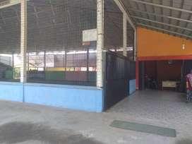 Dijual Bangunan Futsal (Futsal Global)