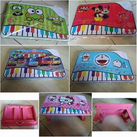 Meja belajar anak piyano
