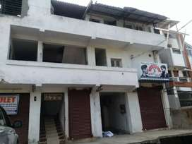 1100sqft shop office factory hospital or godown with 20hp power
