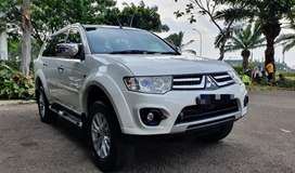 PAJERO SPORT 2014 EXCEED 2.5 A/T PUTIH GREAT CONDITION