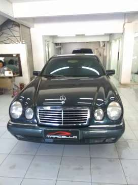 Mercedes Benz E320 W210 1997 KM 15.000