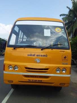 school bus eicher 2008 model 42 seats