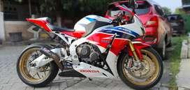 Honda CBR 1000 RR SP Limited hanya 11 unit di Indonesia FP