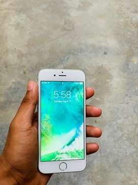 Iphone 6plus 64gb in good condition touch complaint