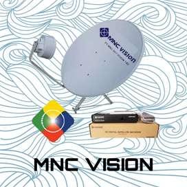 TV Parabola MNC Vision Terbaik Nusa Tenggara Barat
