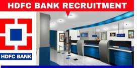 Operations(backend) HDFC Bank