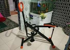 Alat Fitnes Foto reall original # Alat pengecil perut