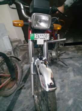 United bike for sale 2019 model good condition