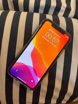 Iphone X 64 64gb. Mulus 97% No Dent. Fullset! XS