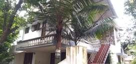 2 bhk house upstair Kakkanad chembumuk near  assissi marymatha school